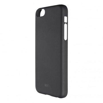 iPhone 5C Artwizz Rubber Clip Kotelo Musta