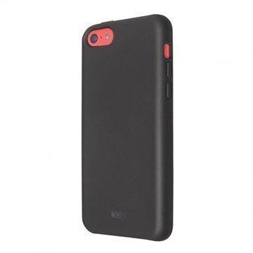 iPhone 5C Artwizz Seejacket Silikonisuoja Musta