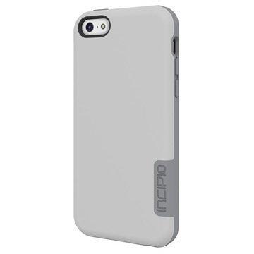 iPhone 5C Incipio OVRMLD Kotelo Valkoinen / Harmaa