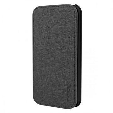 iPhone 5C Incipio Watson Folio Wallet Case Grey / Blue