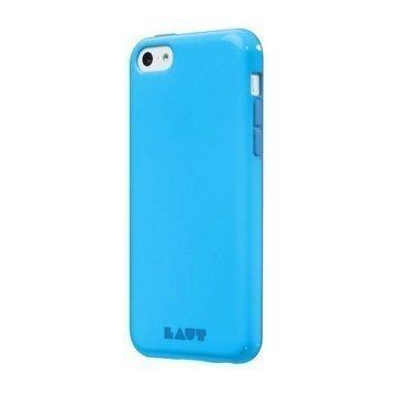 iPhone 5C LAUT HUEX Case Blue