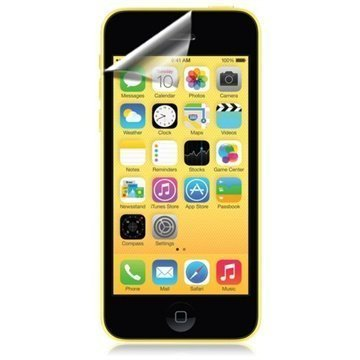 iPhone 5C Naztech Screenwhiz Näytönsuoja