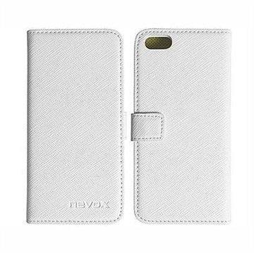 iPhone 5C Nevox Ordo Folio Case Valkoinen / Vihreä