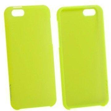 iPhone 5C Nevox StyleShell Takakuori Keltainen