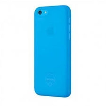 iPhone 5C Ozaki O!Coat Jelly Snap-on Suojakuori Sininen