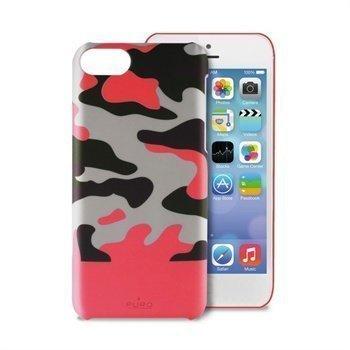 iPhone 5C Puro Camou Case Pink