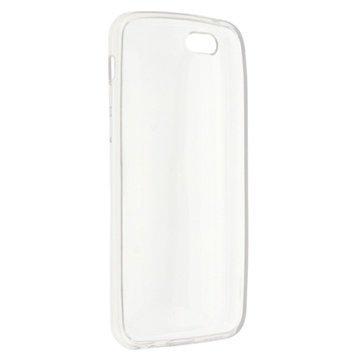 iPhone 5C iGadgitz Crystal TPU-Kotelo Kirkas