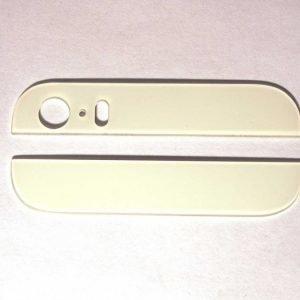 iPhone 5S Takakannen lasit Valkoinen