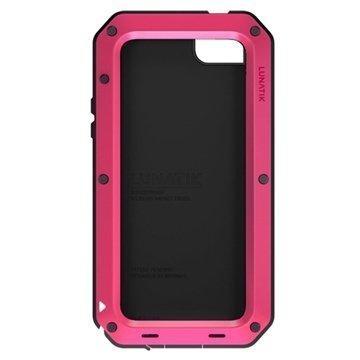 iPhone 5S iPhone SE Lunatik Taktik Strike Kotelo Pinkki