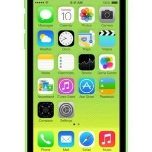 iPhone 5c Green 16GB