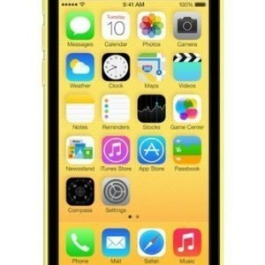 iPhone 5c Yellow 16GB