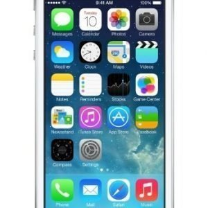 iPhone 5s Silver 32GB