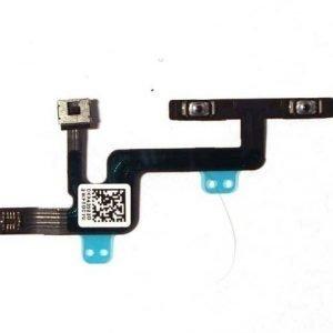iPhone 6 Äänenvoimakkuuden ja hiljennysnapin flex-kaapeli