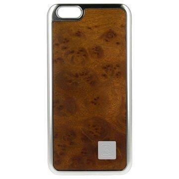 iPhone 6 / 6S 4smarts Modena Kova Suojakuori Puun Syyt