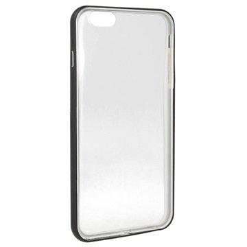 iPhone 6 / 6S 4smarts Uptown Clip Suojakuori Musta