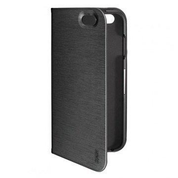 iPhone 6 / 6S Artwizz SeeJacket Alumiininen Suojakuori Musta