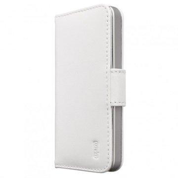 iPhone 6 / 6S Artwizz SeeJacket Läpällinen Nahkakotelo Valkoinen