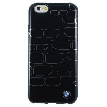 iPhone 6 / 6S BMW Kidney Pattern Case Black / Silver
