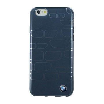 iPhone 6 / 6S BMW Kidney Pattern Case Grey / Silver