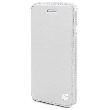 iPhone 6 / 6S Beyond Cell Infolio A Nahkainen Lompakkokotelo Valkoinen