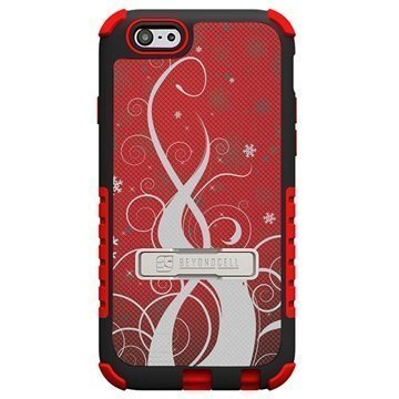 iPhone 6 / 6S Beyond Cell Tri Shield Design Hybrid Suojakuori Spiral Tree
