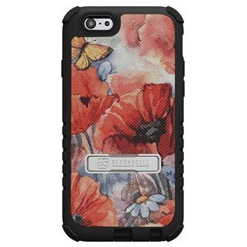 iPhone 6 / 6S Beyond Cell Tri Shield Design Hybrid Suojakuori Spring Canvas