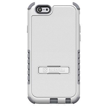 iPhone 6 / 6S Beyond Cell Tri Shield Hybrid Case White / Grey