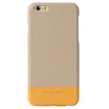 iPhone 6 / 6S Beyzacases Venice Hard Case Cream / Yellow
