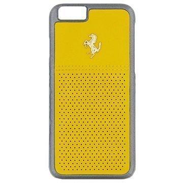 iPhone 6 / 6S Ferrari GTB Kova Kotelo Keltainen
