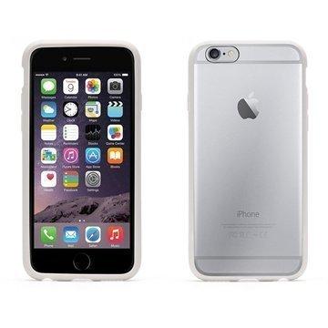 iPhone 6 / 6S Griffin Reveal Kotelo Valkoinen / Läpinäkyvä