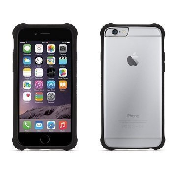 iPhone 6 / 6S Griffin Survivor Case Black / Clear