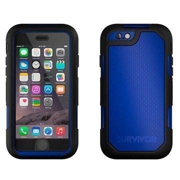 iPhone 6 / 6S Griffin Survivor Summit Kotelo Musta / Sininen