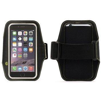iPhone 6 / 6S Griffin Valmentaja Käsivarsinauha Musta
