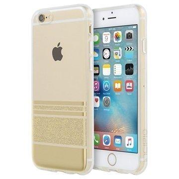 iPhone 6 / 6S Incipio Design Series Wesley Stripes Kuori Kulta