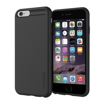 iPhone 6 / 6S Incipio NGP Kotelo Musta