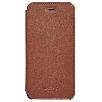 iPhone 6 / 6S Knomo Folio Nahkakotelo Scotch