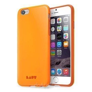 iPhone 6 / 6S LAUT HUEX NEON Case Orange