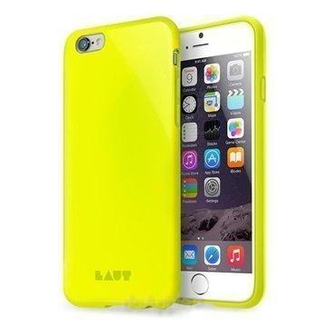 iPhone 6 / 6S LAUT HUEX NEON Case Yellow
