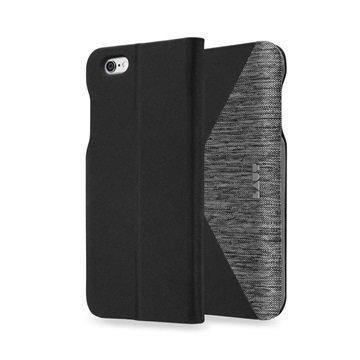 iPhone 6 / 6S LAUT K-FOLIO Folio Case Black