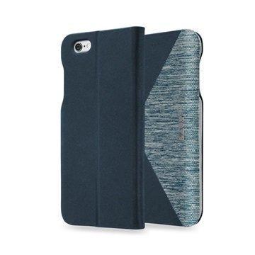 iPhone 6 / 6S LAUT K-FOLIO Folio Case Blue