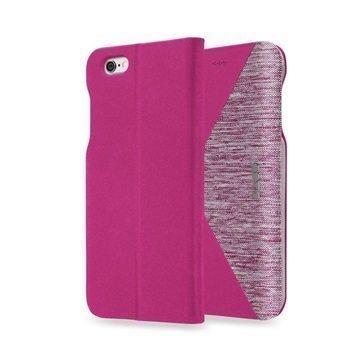 iPhone 6 / 6S LAUT K-FOLIO Folio Case Pink
