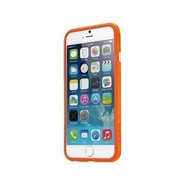 iPhone 6 / 6S LAUT LOOPIE Suojareunus Oranssi