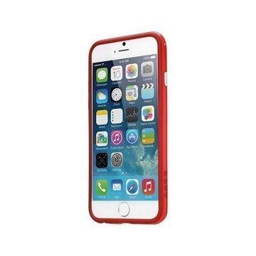 iPhone 6 / 6S LAUT LOOPIE Suojareunus Punainen