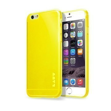 iPhone 6 / 6S LAUT LUME Case Yellow