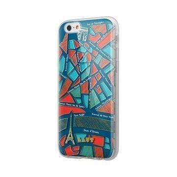 iPhone 6 / 6S LAUT NOMAD Case Paris