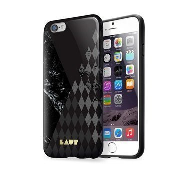 iPhone 6 / 6S Laut Huex Pop TPU Case Black