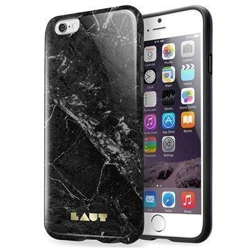 iPhone 6 / 6S Laut Huex TPU Case Marble Black