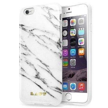 iPhone 6 / 6S Laut Huex TPU Case Marble White