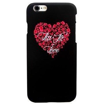 iPhone 6 / 6S Liu-Jo Love Kova Suojakuori Musta