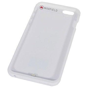 iPhone 6 / 6S Maxfield Langaton Latauskotelo Valkoinen